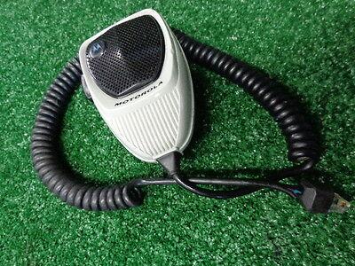 Motorola Hmn1035c Radio Palm Mic Pm400 Cm300 M1225 Maxtrac Gm300 Cdm1550 8 Pin