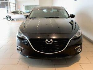 2016 Mazda Mazda3 GT | LEATHER | NAVIGATION | BACK UP CAMERA | S