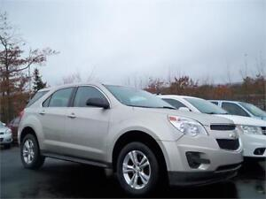 GREAT DEAL!!! 119$ BI WEEKLY OAC! 2013 Chevrolet Equinox LS