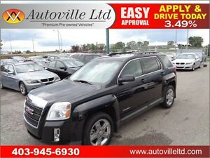 2013 GMC Terrain SLT-1 AWD, LEATHER EVERYONE APPROVED