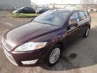 LHD 2009 FORD MONDEO 1.8 TDCI DIESEL ESTATE FRENCH REGISTERED