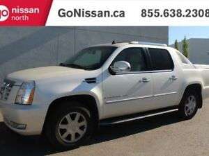 2007 Cadillac Escalade EXT 4X4, LEATHER, REAR DVD, LOW KMS, MUST
