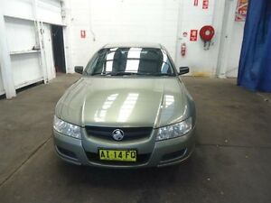 2006 Holden Commodore VZ Executive Green 4 Speed Automatic Sedan Cardiff Lake Macquarie Area Preview