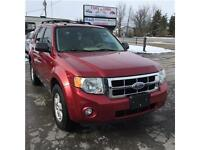 2008 Ford Escape XLT **ONLY 109KM***