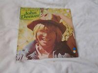 Vinyl LP The Best Of John Denver RCA Victor APL 1 0374 Stereo 1972