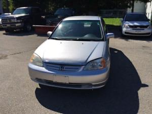 2001 - 2005 Honda Acura Parts Car