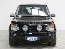 2006 Land Rover Discovery 3 MY06 Upgrade HSE Black 6 Speed Automatic Wagon Jandakot Cockburn Area Preview