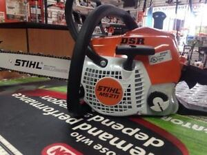 Demo Sale! STIHL MS211 Full Warranty Never Used