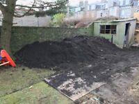 Topsoil for free top soil