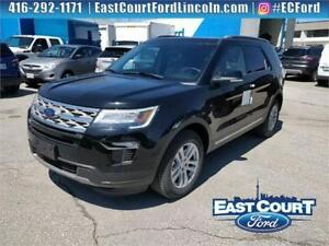 2018 Ford Explorer XLT-$114/Wk-Moon Roof-Voice Act Navigation
