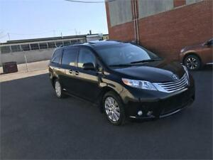 2011 TOYOTA SIENNA  LIMITED AWD RARE, TOP OF THE RANGE