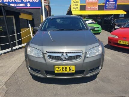 2011 Holden Berlina VE II Grey 6 Speed Automatic Sportswagon Cardiff Lake Macquarie Area Preview