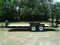LOOKING FOR A 7 TON EQUIPMENT TRAILER