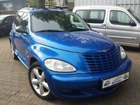 Chrysler PT Cruiser 2.4 Turbo GT / 1.Hand / Navi / Leder