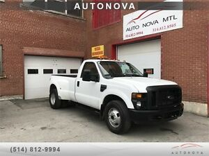 ***2009 FORD F350 XL***SUPERDUTY/AUTO/DUALLY/514-812-8505