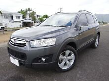 2011 Holden Captiva CG Series II 7 CX (4x4) Grey 6 Speed Automatic Wagon Bungalow Cairns City Preview