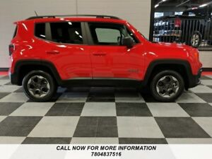 2017 Jeep Renegade AWD SPORT, Back Up Camera, Remote Start, Low