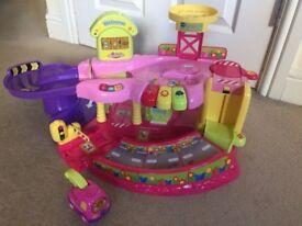 ELC Toot Garage Pink