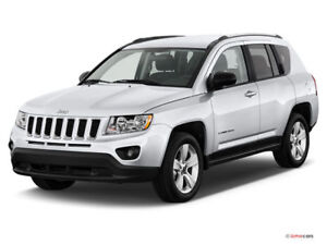 JEEP COMPASS BRAND NEW BODY PARTS FITS 2011-2017