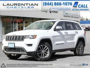 2017 Jeep Grand Cherokee -GREAT FEATURES INSIDE!