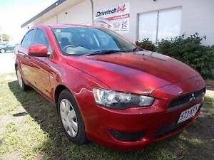 2007 Automatic Mitsubishi Lancer Sedan! Mount Louisa Townsville City Preview