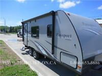 **SUV TOWABLE! **QUEEN MURPHY BED! **TRAVEL TRAILER FOR SALE!