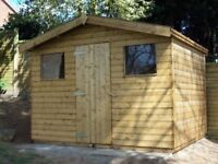 NEW SHED FOR SALE £570.00
