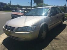 1997 Toyota Camry SXV20R CSi Gold 4 Speed Automatic Sedan Macquarie Hills Lake Macquarie Area Preview