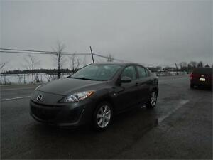 2010 Mazda 3 GS-1 OWNER-ONLY 96,666 KM-EXTRA CLEAN!