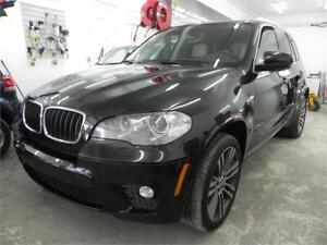 2013 BMW X5 35i, Toit Pano, MPackage, GPS, AWD, Caméra 360, Cuir