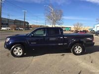 2013 Toyota Tacoma TRD CREW 4X4 LEATHER - V6 - *WE FINANCE*