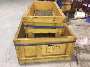 Cratex Wooden Crates