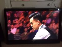 Samsung 42 inch TV Great working Order in Built Freeview