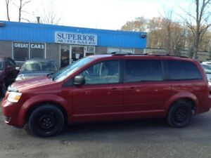 2009 Dodge Grand Caravan SE Fully Certified! No Accidents!