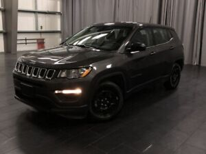 2018 Jeep Compass Sport Power Windows, Power Locks, Auto trans,