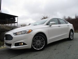 2014 FORD FUSION SE ALL WHEEL DRIVE (LEATHER, NAVIGATION, MOONRO