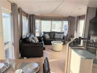 Xtra Spacious 2 bed caravan with fantastic kitchen, 12 month park in E Yorkshire