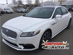 Lincoln Continental Reserve AWD GPS Cuir Toit Panoramique MAGS 2