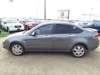 2011 Ford Focus SEL Leather + Sunroof