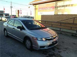 2009 Honda Civic Sdn DX-G*****AUTOMATIC****LOW KMS