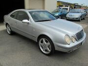 1999 Mercedes-Benz CLK320 Elegance Silver 5 Speed Automatic Coupe Werribee Wyndham Area Preview