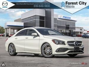 2017 Mercedes-Benz CLA | 250 | AMG Appeareance PKG | Leather | H