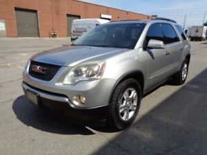 2008 GMC Acadia AWD  SLT1 !!!!! LEATHER !!! SUNROOF !!! 8 PASSEN