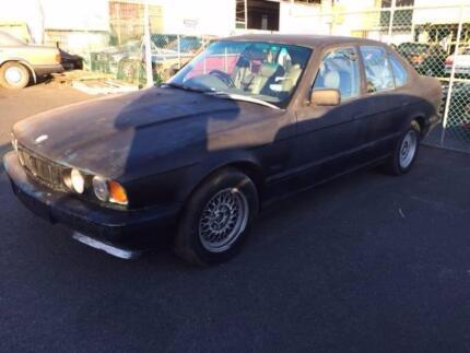 BMW 1995 525I E34 Sedan 2.5l 6 cylinder