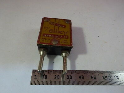 Bliley Electric Wurlitzer Vintage Quartz Crystal Frequency Radio 6v-a-27