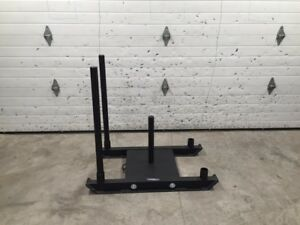 Crossbox Power Sled/Dog Sled-used once!