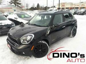 2014 MINI Cooper Countryman S | $67 Weekly $0 Down *OAC / AWD