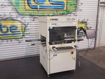 Usi Ultra-coat Prism 350 Conformal Coating Machine Wdual Spray Head- Xy Gantry