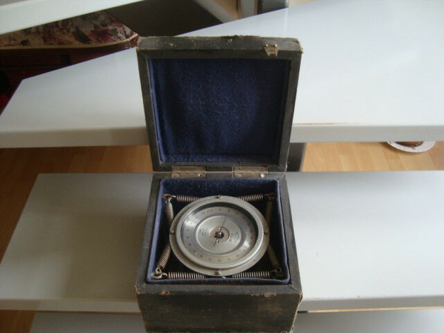 Russian Navy ships Barometer-Aneroid made in 1967 USSR