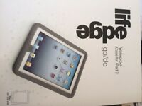 Waterproof case for iPad 2 (Lifedge)